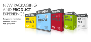 Filtron New Packaging