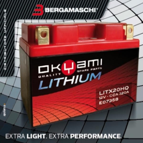 Okyami_Lithium